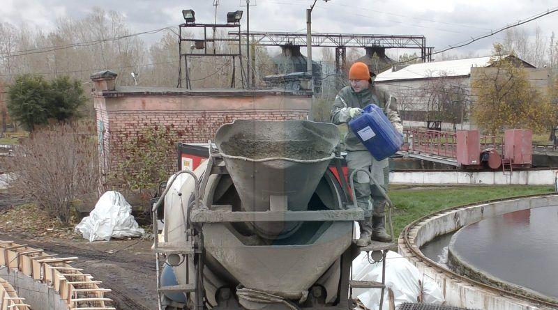 Получение гидротехнического бетона, добавка для гидротехнического бетона