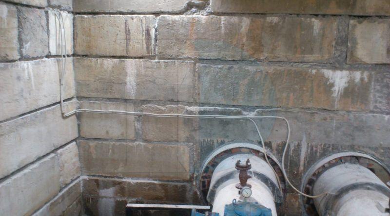 Гидроизоляция заглубленного, подземного сооружения